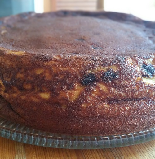 Quarkkuchen privatblog for Quarkkuchen ohne boden